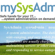 @mysysadmin-ltd