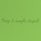 @minimalists