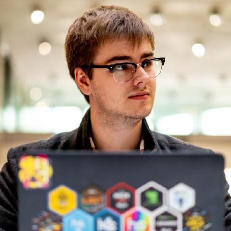 Hamish Sams's avatar