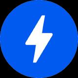 The AMP logo.