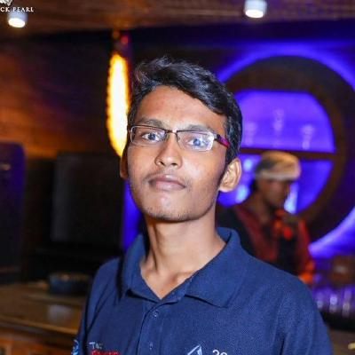 Logesh Palani Profile
