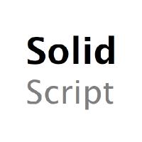 @SolidScript