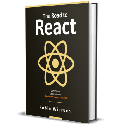 the-road-to-learn-react - Free ebook to learn the fundamentals of React in a practical way by building an application yourself.