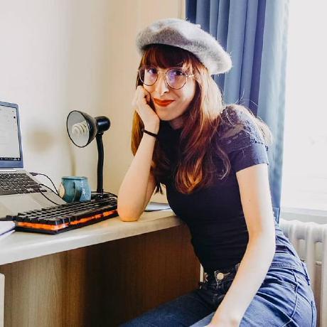 Patricia Gonzalez's avatar