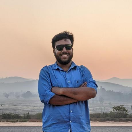 Saswat Samal's avatar
