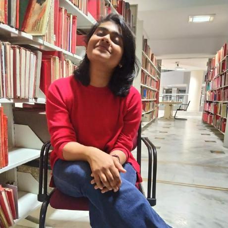 JAYATI SHRIVASTAVA's avatar