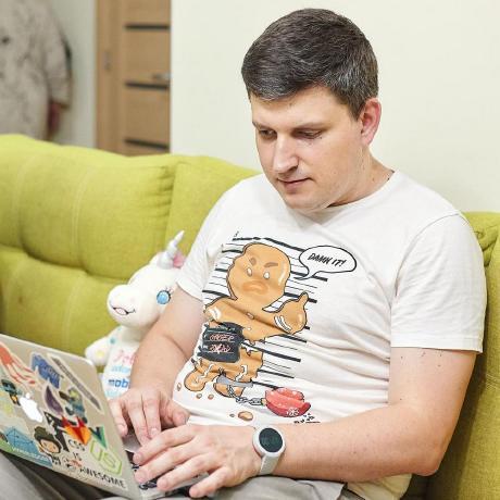 iJackUA, Evgeniy Kuzminov