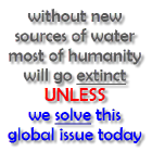 Global Water Problems
