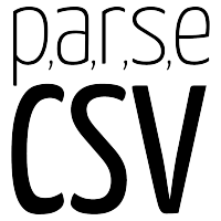 parseCSV · GitHub
