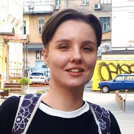 Kseniia Kyrylyshena's avatar